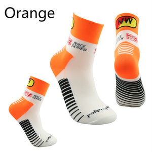 NW Sport Running Cycling Socks Breathable Women Men Spring Summer Socks 18 Colors