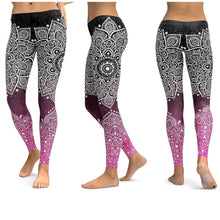 Load image into Gallery viewer, High Waisted Women's Leggings & Compression Pants for Yoga Running Gym & Everyday Fitness
