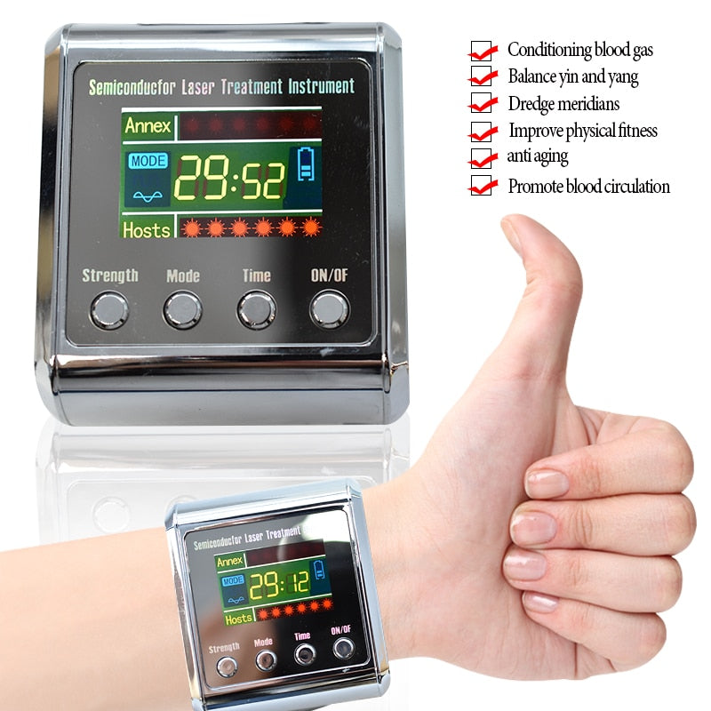 Laser Therapy Watch 2021 - Hypertension