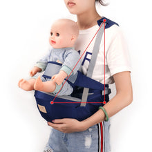 Load image into Gallery viewer, Baby Hip Waist Carrier 2020