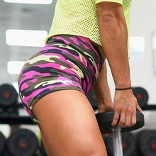 Load image into Gallery viewer, ladies shorts leggings & fitness and GYM