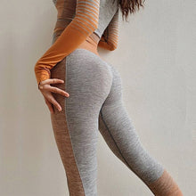 Load image into Gallery viewer, Le Nakai Seamless Leggings Sport Fitness Women High Waisted Sport Gym Leggings Push Up Yoga Pants Winter Fitness Clothes