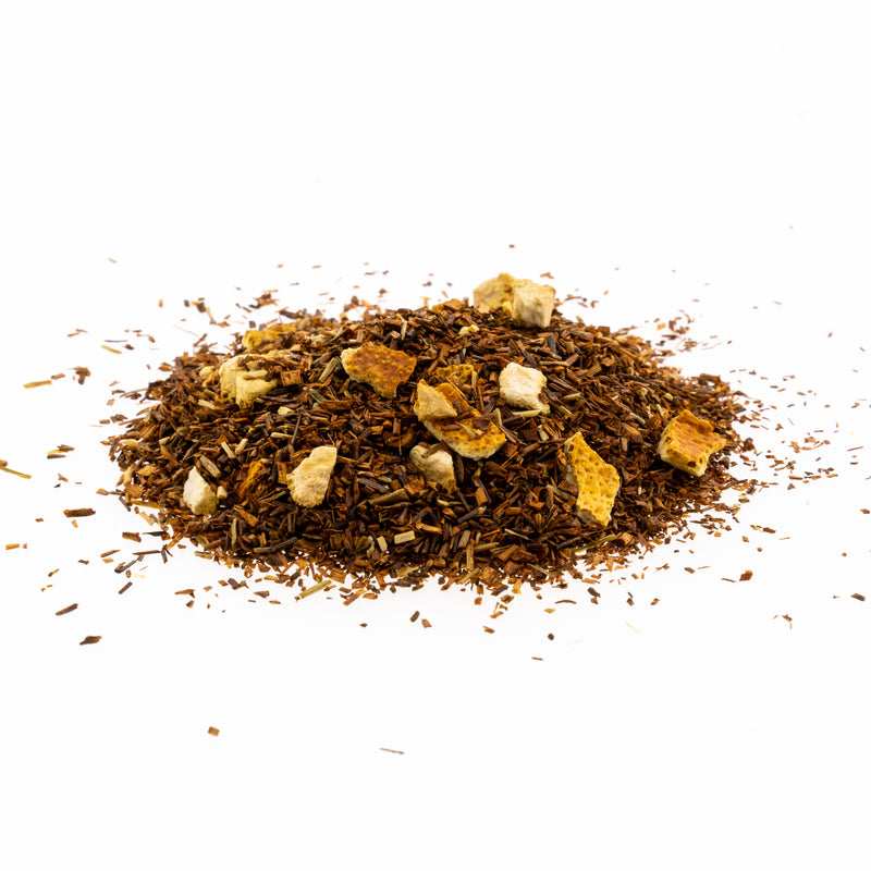 Chili-Orange Rooibos Pyramid Tea