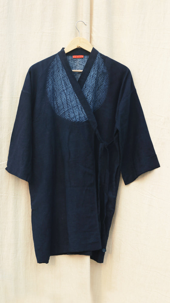 Naturally dyed Kala Cotton Wrap