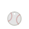 Baseball Pet ID Tag
