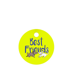 Best Pet Friends Pet ID Tag