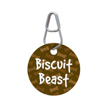 Biscuit Beast Pet ID Tag