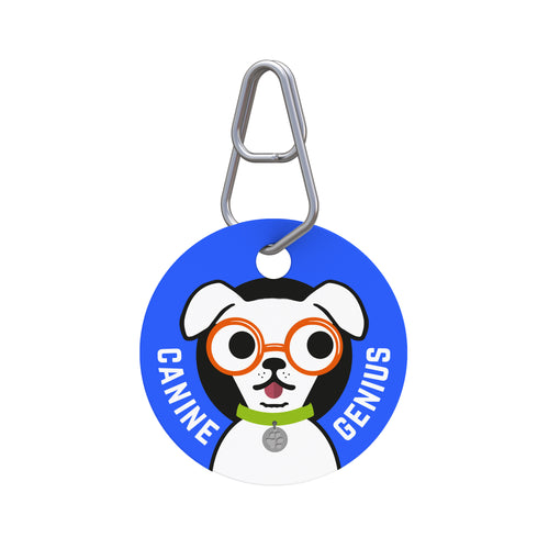 Canine Genius Pet ID Tag