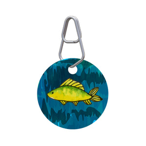 Fish Pet ID Tag