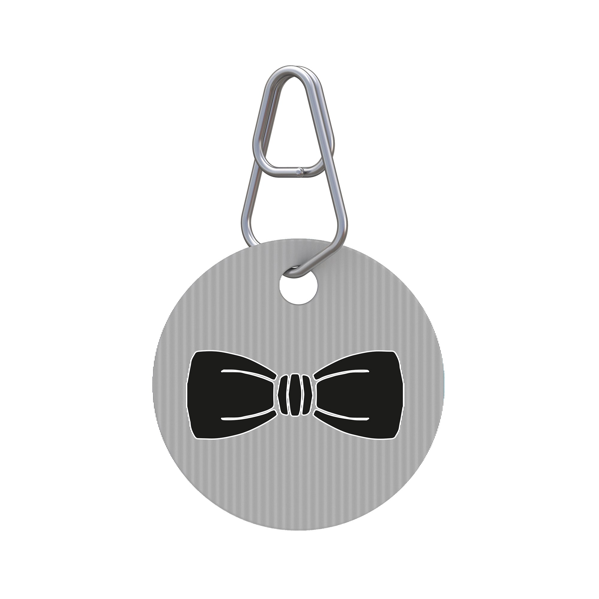 Formal Wear Pet ID Tag