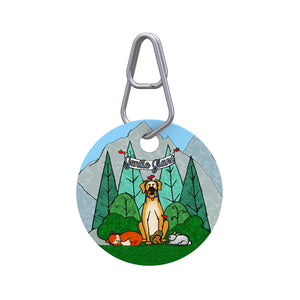 Gentle Giant Pet ID Tag