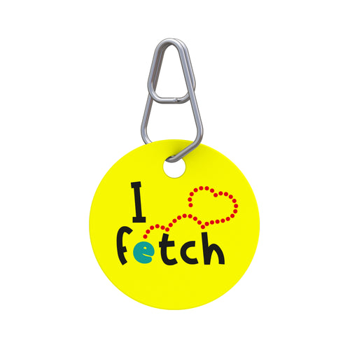 Fetch Pet ID Tag