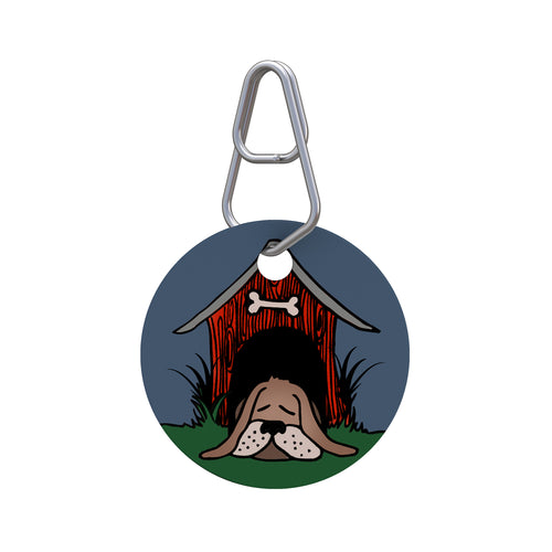 In the Dog House Pet ID Tag