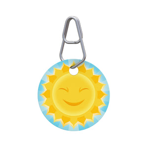 Sunshine Pet ID Tag