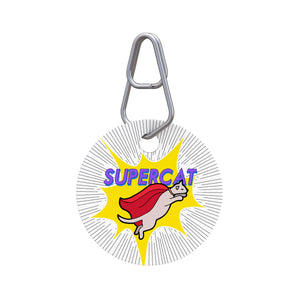Supercat Pet ID Tag