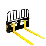 Digga Pallet Forks 1500Kg Multi Fit Skid Steer Loaders