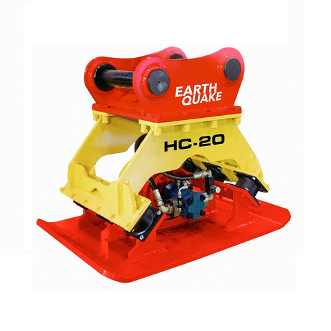 EarthQuake Hydraulic Compactor EQ HC-20