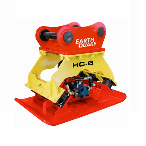 EarthQuake Hydraulic Compactor EQ HC-6