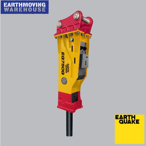 EarthQuake RB750Q Quarry Rock Breaker 65-85T