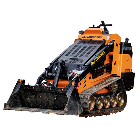 OD-130T Tracked Diesel Mini Loader