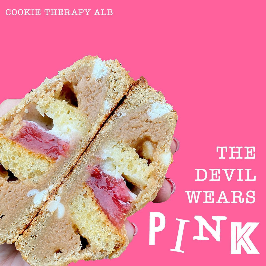 THE DEVIL WEARS PINK