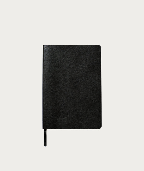 Lined Leather Notebook
