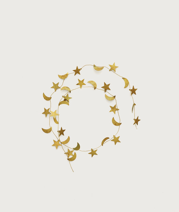 Star & Moon Garland