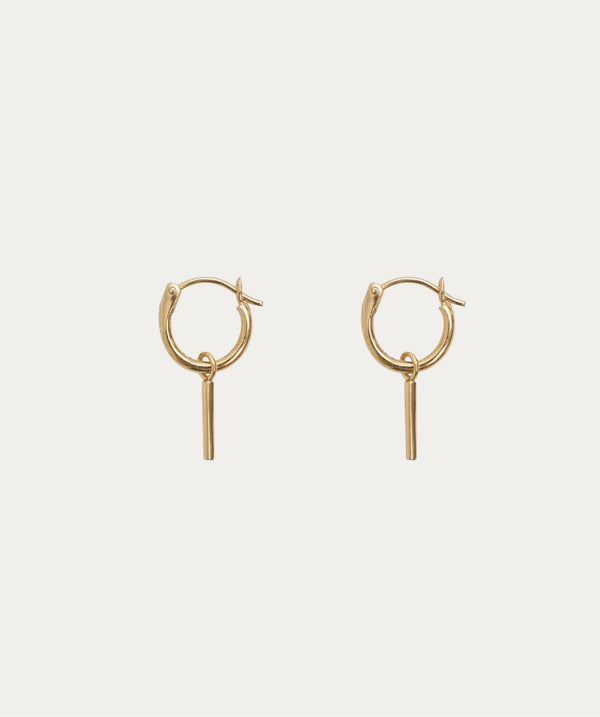 Del Hoop Earrings