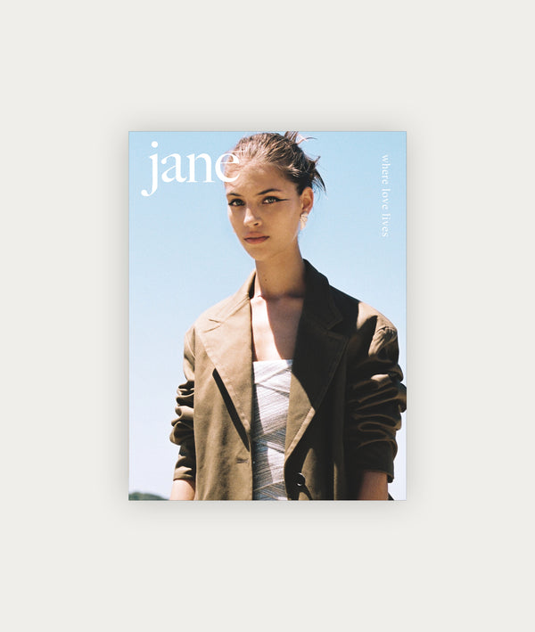 JANE Issue Three