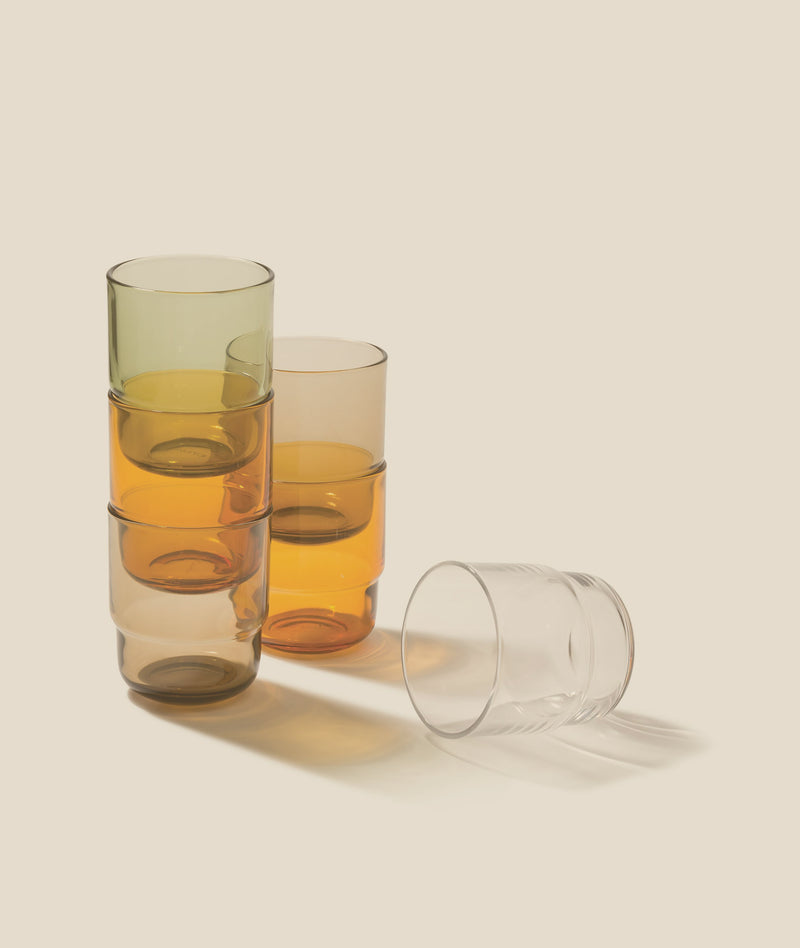 Piccadilly Tumbler Clear