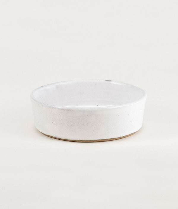 Nafan Noodle Bowl Brushed White