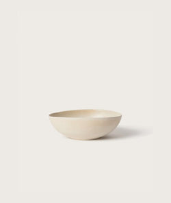 Serving Bowl Off White