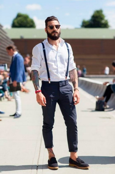 Thin or wide suspenders? How to choose the right width ...