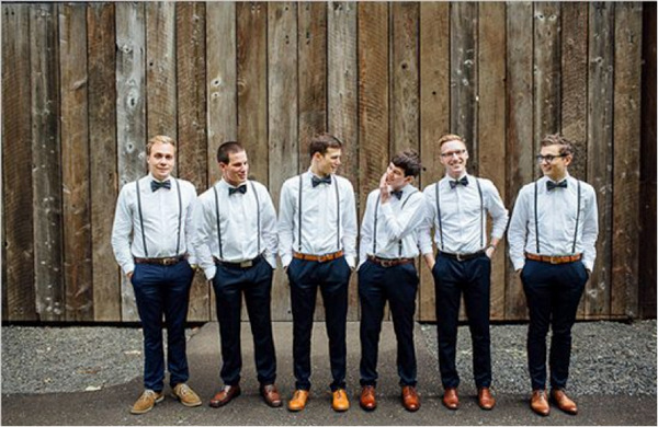 Groomsmen Dress Shoes
