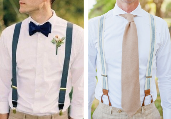 cbc3e296058 How to Wear Suspenders - Style Guide - JJ Suspenders