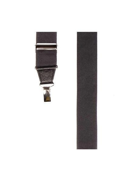 Back to Black - Formal Black Suspenders (clip only)-Taggs
