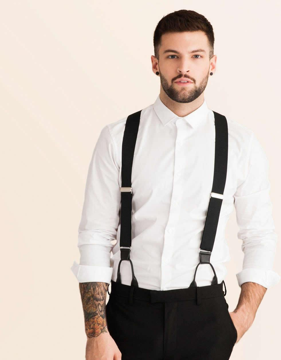 Formal Suspenders