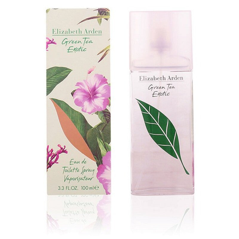 Profumo Donna Green Tea Exotic Elizabeth Arden EDT