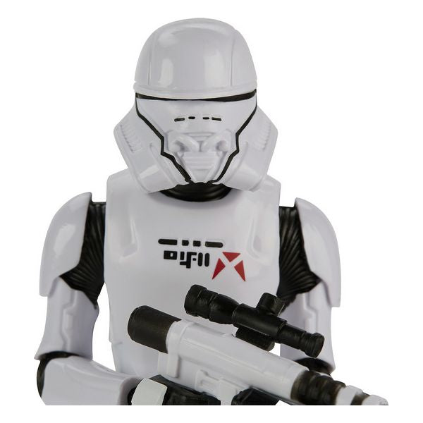 Star Wars Galaxy of Adventures Jet Trooper Hasbro (14 cm)