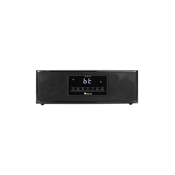 Mini impianto Stereo NGS Sky Box Bluetooth 60W Nero