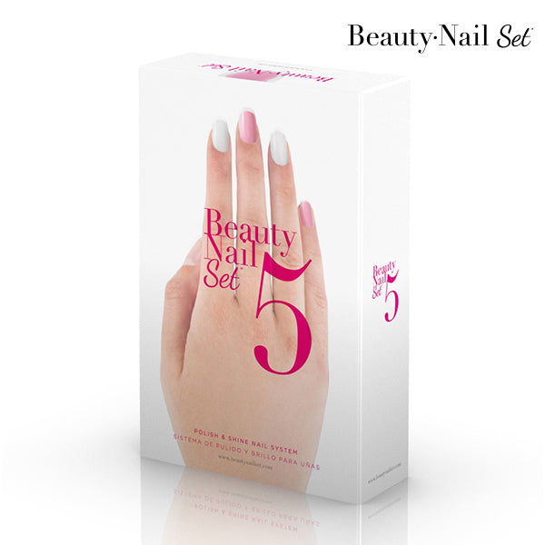 Lucida Unghie Beauty Nail Set 5