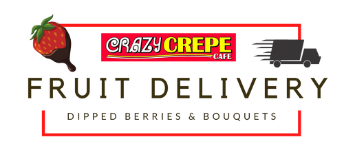 Crazy Crepe Fruit Delivery