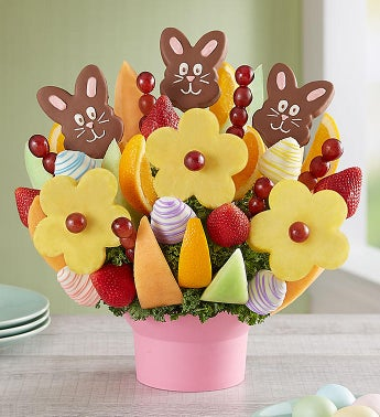 Abundant Easter Blessing Fruit Bouquet