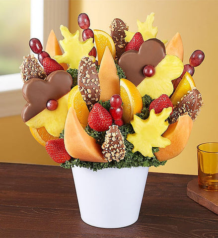 Flavors of Fall Fruit Bouquet