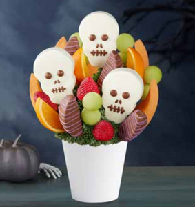 Fruity Frights Fruit Bouquet
