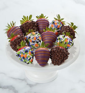 Halloween Dipped Berries