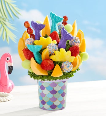 Mermaid Tails Fruit Bouquet