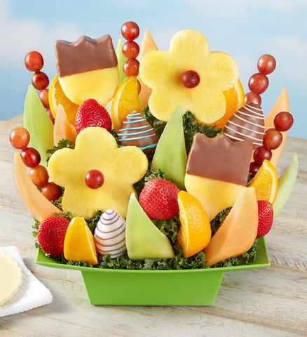 Spring Delight Fruit Bouquet