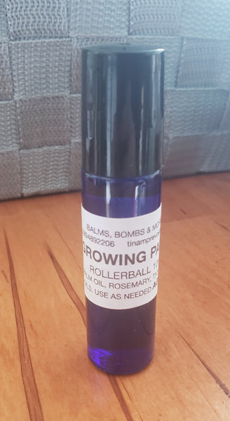 Essential Oils Roller Balls