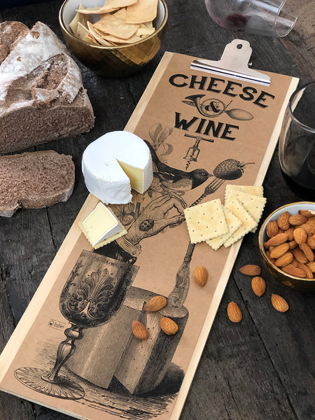 Tabla Aperitivo · Cheese & Wine